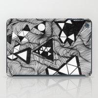 Lines #2 iPad Case