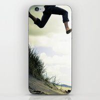 Jump. iPhone & iPod Skin