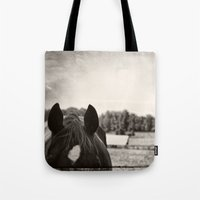 In the Quiet Country Tote Bag
