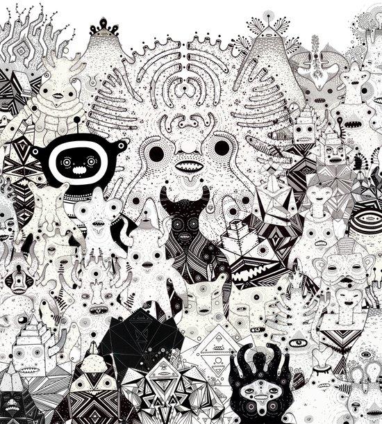 Skool Daze ii Art Print