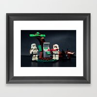 ATM Framed Art Print