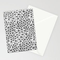 Shattered R Stationery Cards