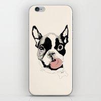 The American Gentleman iPhone & iPod Skin