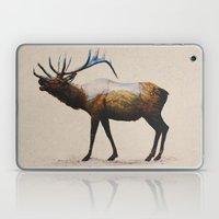 The Rocky Mountain Elk Laptop & iPad Skin