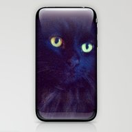 Il Volto Dell'anima iPhone & iPod Skin