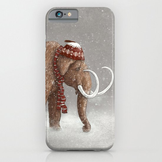 The Ice Age Sucked iPhone & iPod Case