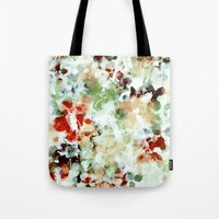 Tote Bag featuring Linger by Tina Carroll