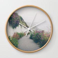 Ocean Fog 2 Wall Clock