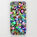 In Circles iPhone & iPod Case