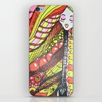 All is Vanity iPhone & iPod Skin