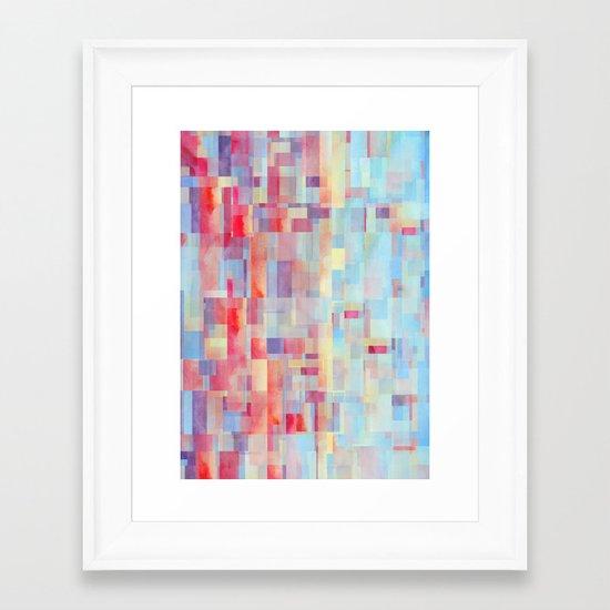 Shapeshifter (Arpeggi Remix) Framed Art Print