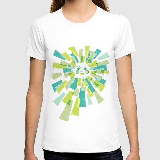 Modern Sunburst T-shirt