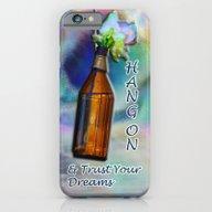 Hang On & Trust iPhone 6 Slim Case