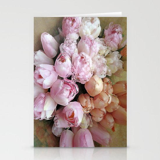 Tulips from Amsterdam Stationery Card