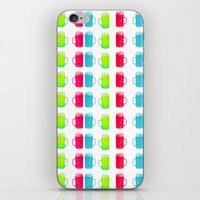 beer party! iPhone & iPod Skin