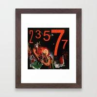 23577 Framed Art Print