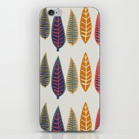 Falling Leaves iPhone & iPod Skin