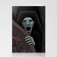 Nosferatu Stationery Cards