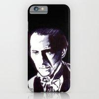 The Gentle Man Of Horror iPhone 6 Slim Case
