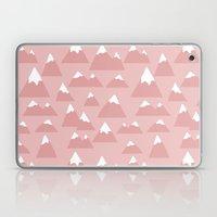 Mountain pattern Laptop & iPad Skin