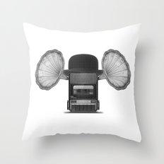 Hat Throw Pillow