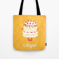 Angel Cake Tote Bag