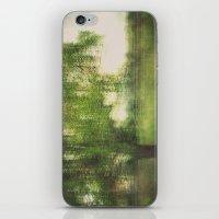 Weatherstill iPhone & iPod Skin