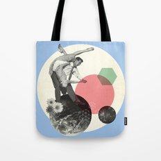 Swing Around The World Tote Bag