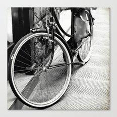 Bike Detail Canvas Print