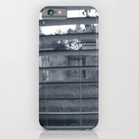 iPhone & iPod Case featuring Black & White Background by Jorieanne