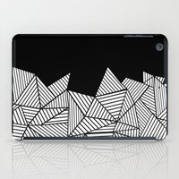 Abstraction Mountain iPad Case