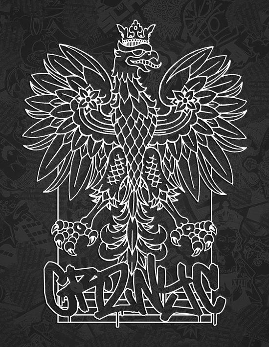 GRZNYC: Coat of Arms Art Print