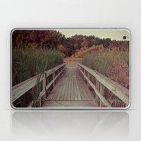 Our Youth is Fleeting, Old Age is Just Around the Bend. Laptop & iPad Skin