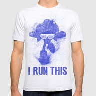 T-shirt featuring Sonic Boss by Head Glitch