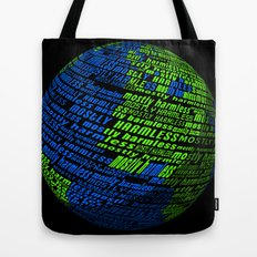 Mostly Harmless Tote Bag