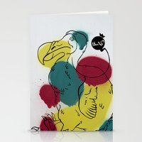 Dodo Stationery Cards