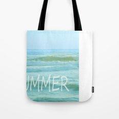 SUMMER. Vintage Tote Bag