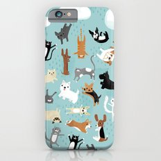 Raining Cats & Dogs iPhone 6 Slim Case