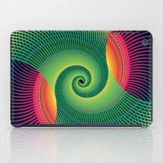 Double Spiral  iPad Case