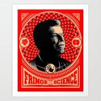 Walter Bishop - Fringe S… Art Print