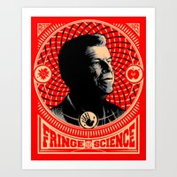 Walter Bishop - Fringe S… Art Print