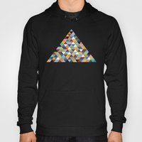Triangles of Colour Hoody