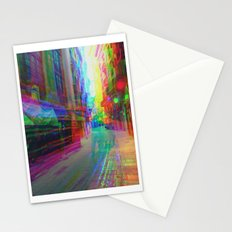 Multiplicitous extrapolatable characterization. 32 Stationery Cards