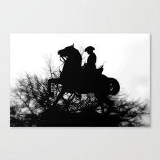 The Australian Lighthorseman Canvas Print