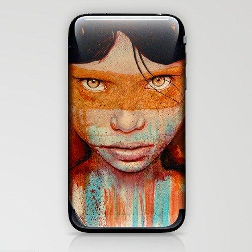 Pele iPhone & iPod Skin