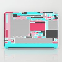 Red Mint iPad Case