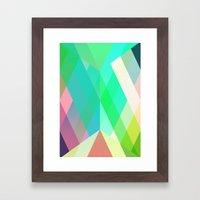 paracetamol Framed Art Print