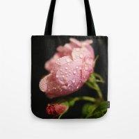Weeping Rose II Tote Bag