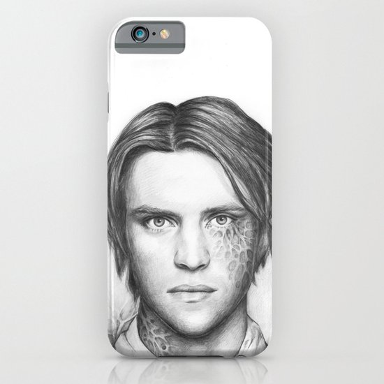 Dr. Chase-House MD-Jesse Spencer-Portrait iPhone & iPod Case