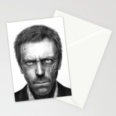 Hugh Laurie Stationery Cards